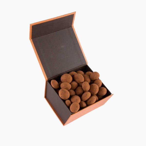 perlas 250 gramos Almendras al Cacao