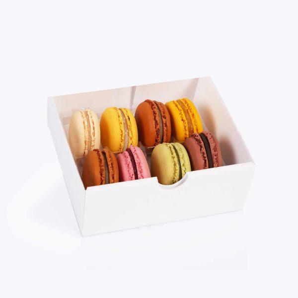 Sorprende Caja Regalo Macarons 8 piezas