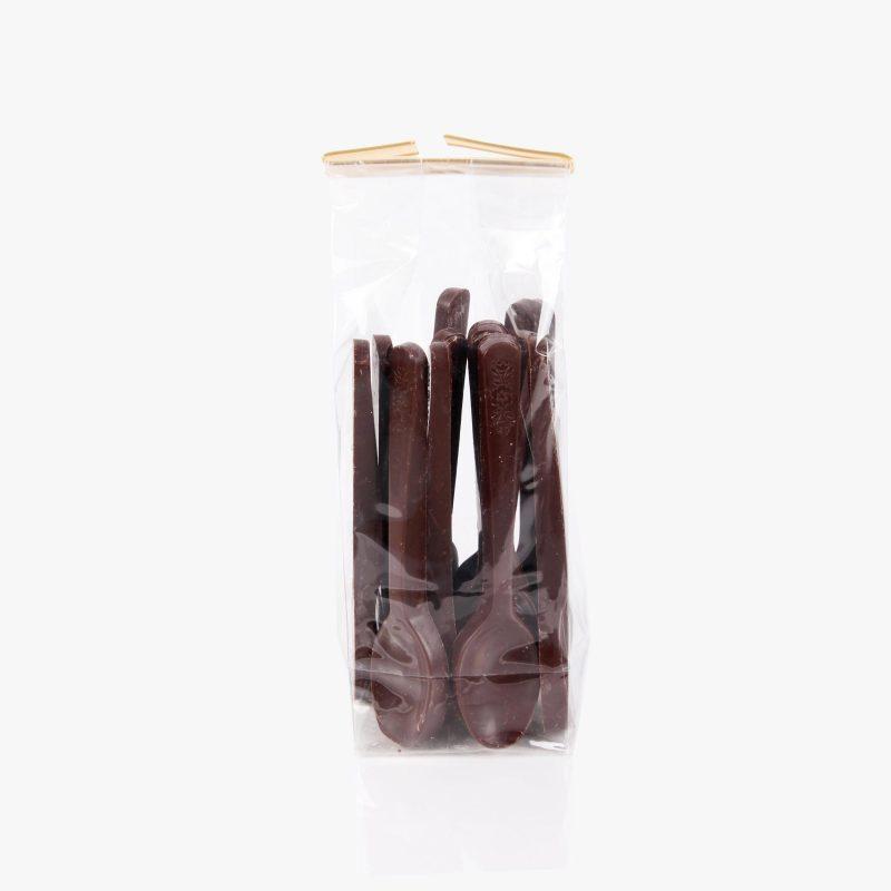 Complementos Cucharas de chocolate Negro