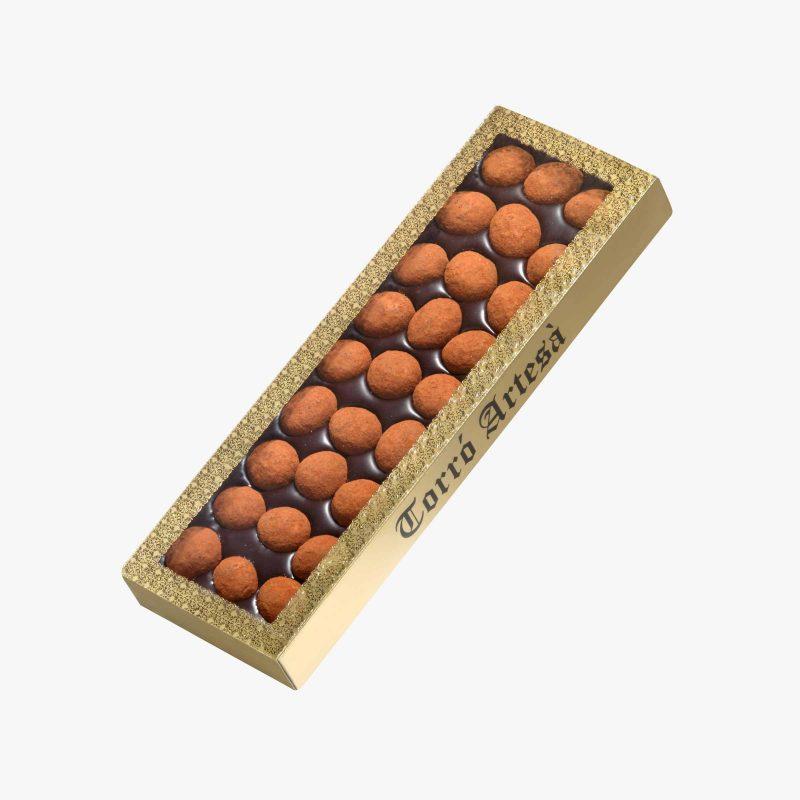 Turrones de Chocolate Choco Almendras al Cacao