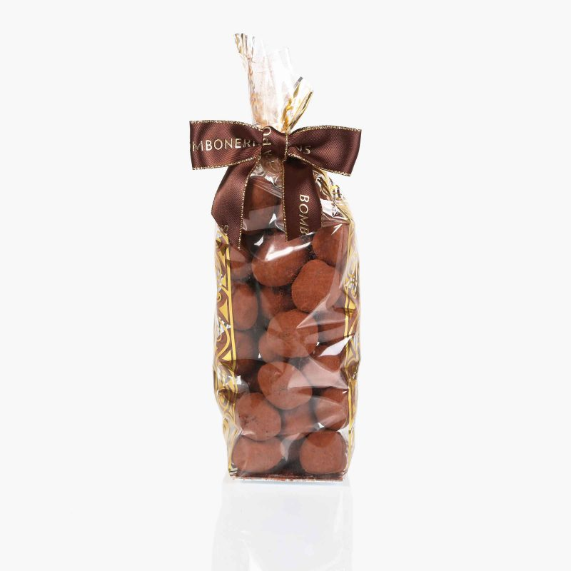 Bolsas 250 gramos Macadamias al Cacao