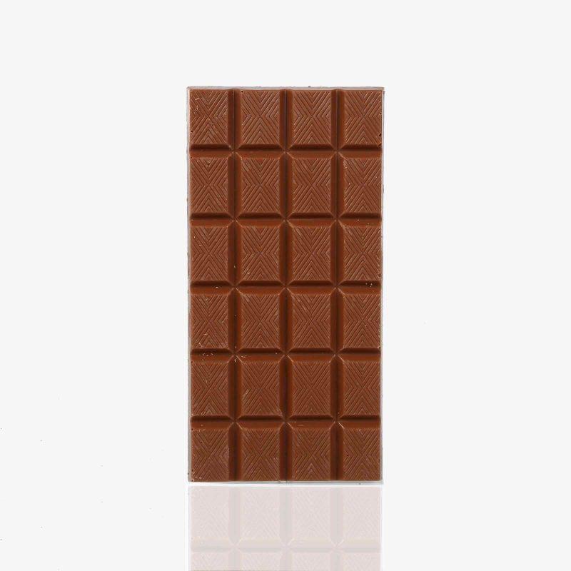 Tabletas Chocolate con Leche 45%