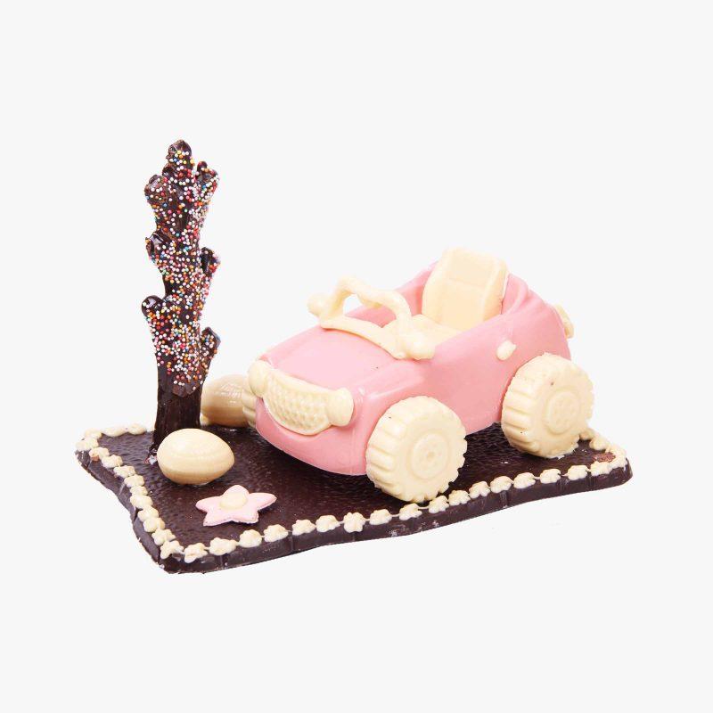 < 40€ Cabriolet rosa