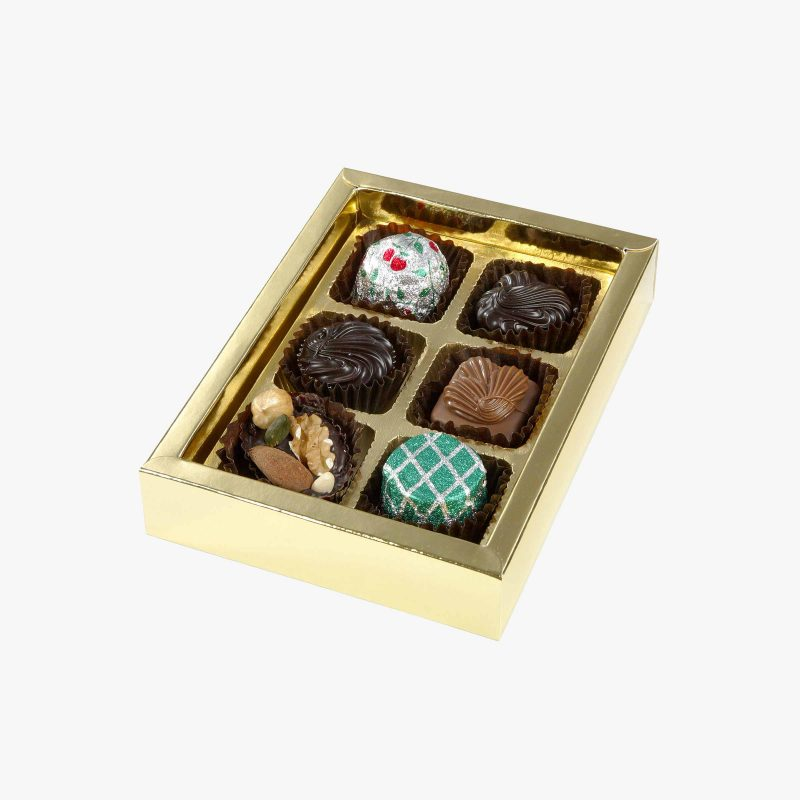 Estuche chocolate regalo Regalo bombón nº1