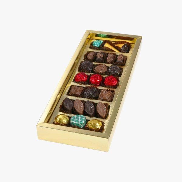 Estuche chocolate regalo Regalo bombón nº4