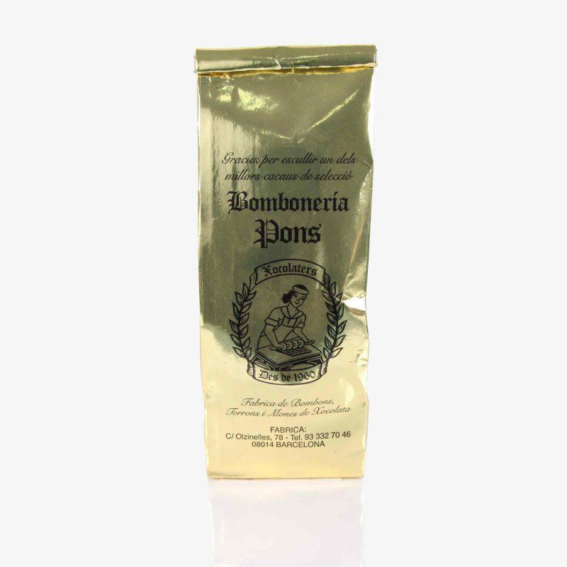 Bolsas 100 gramos Cacao a la taza