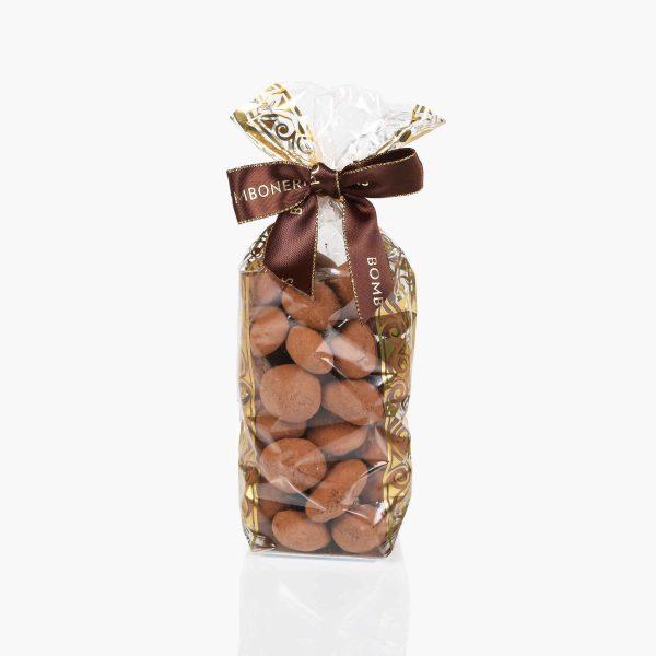 Bolsas 250 gramos Almendras al Cacao