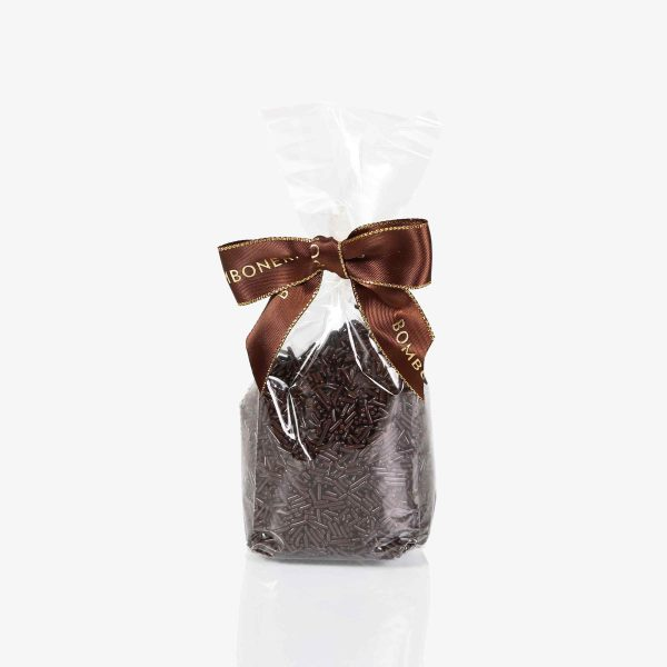 Bolsas 100 gramos Decoración fideo granillo chocolate