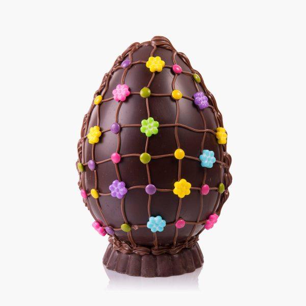 Decorados Huevo decorado nº1 Negro