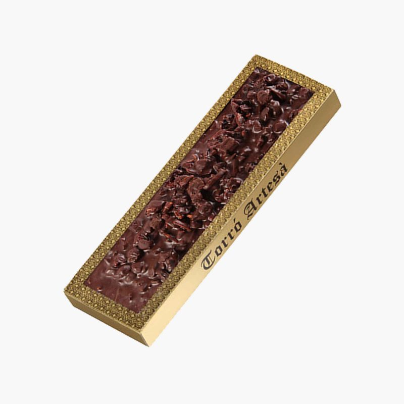 Turrones de Chocolate Choco Fruta