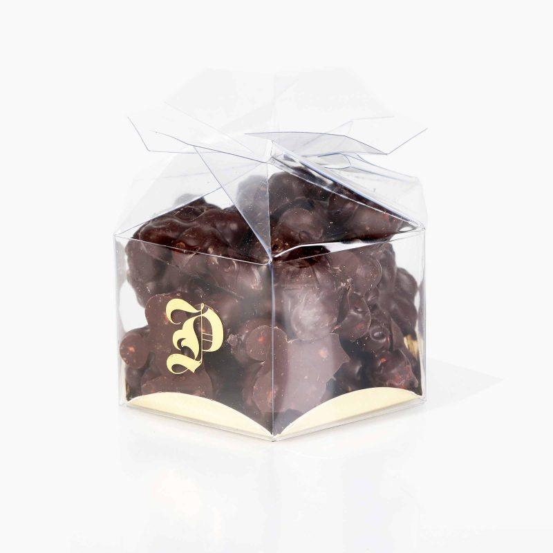 Hexagonales Nyaps. avellana y chocolate