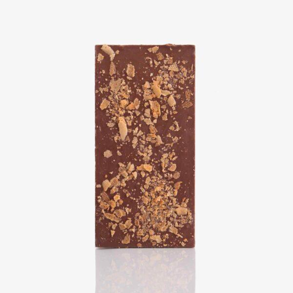 Tabletas Chocolate de avellana y galleta