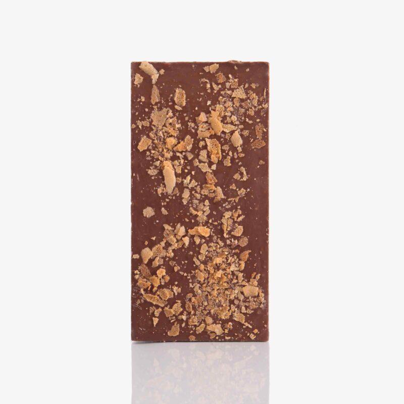 Tabletas Chocolate con avellana y galleta