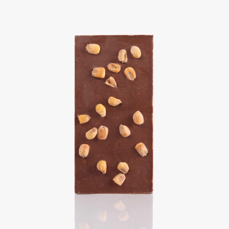 Tabletas Chocolate de avellana y kikos